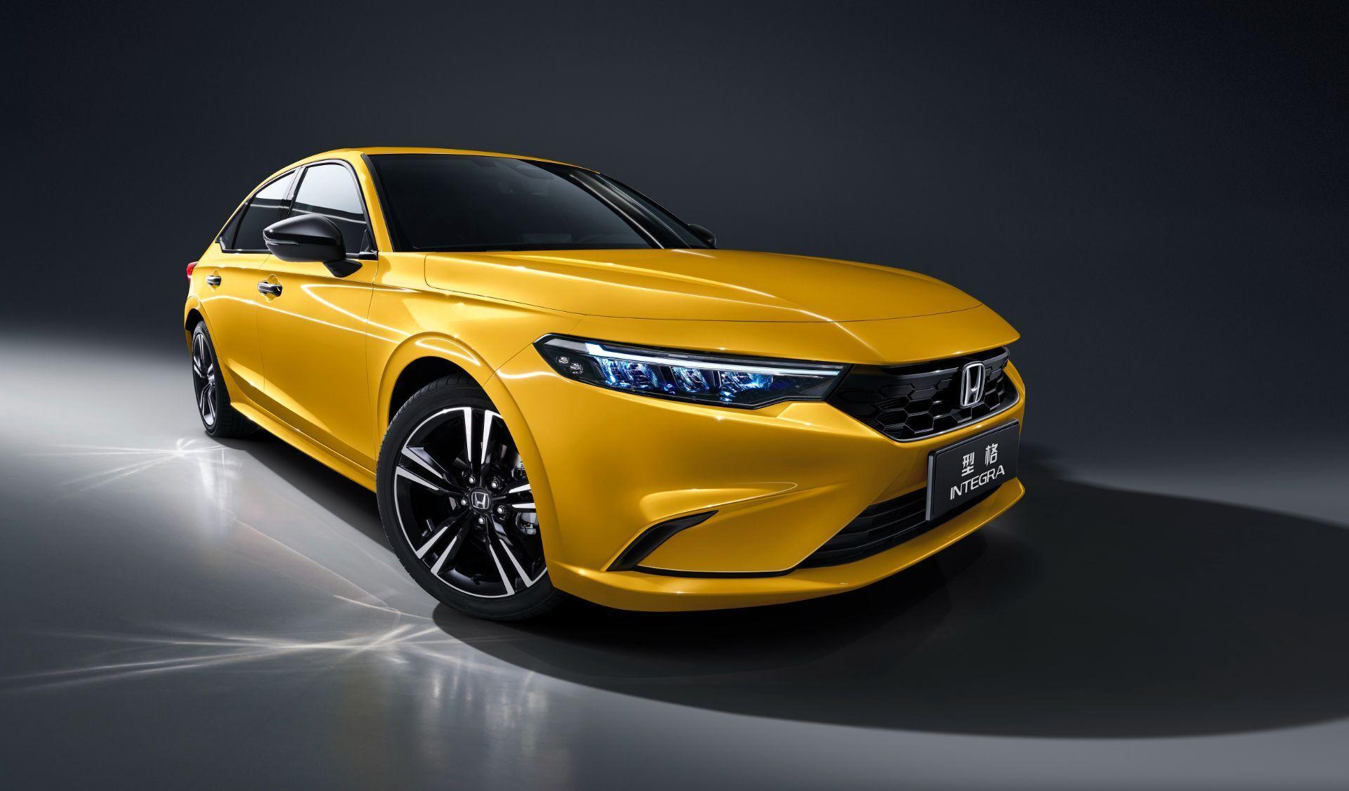 Honda Integra будет выпускаться совместным предприятием GAC-Honda