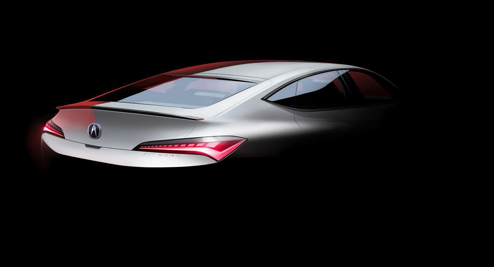 Новинка заменит в продуктовой линейке седан Acura ILX