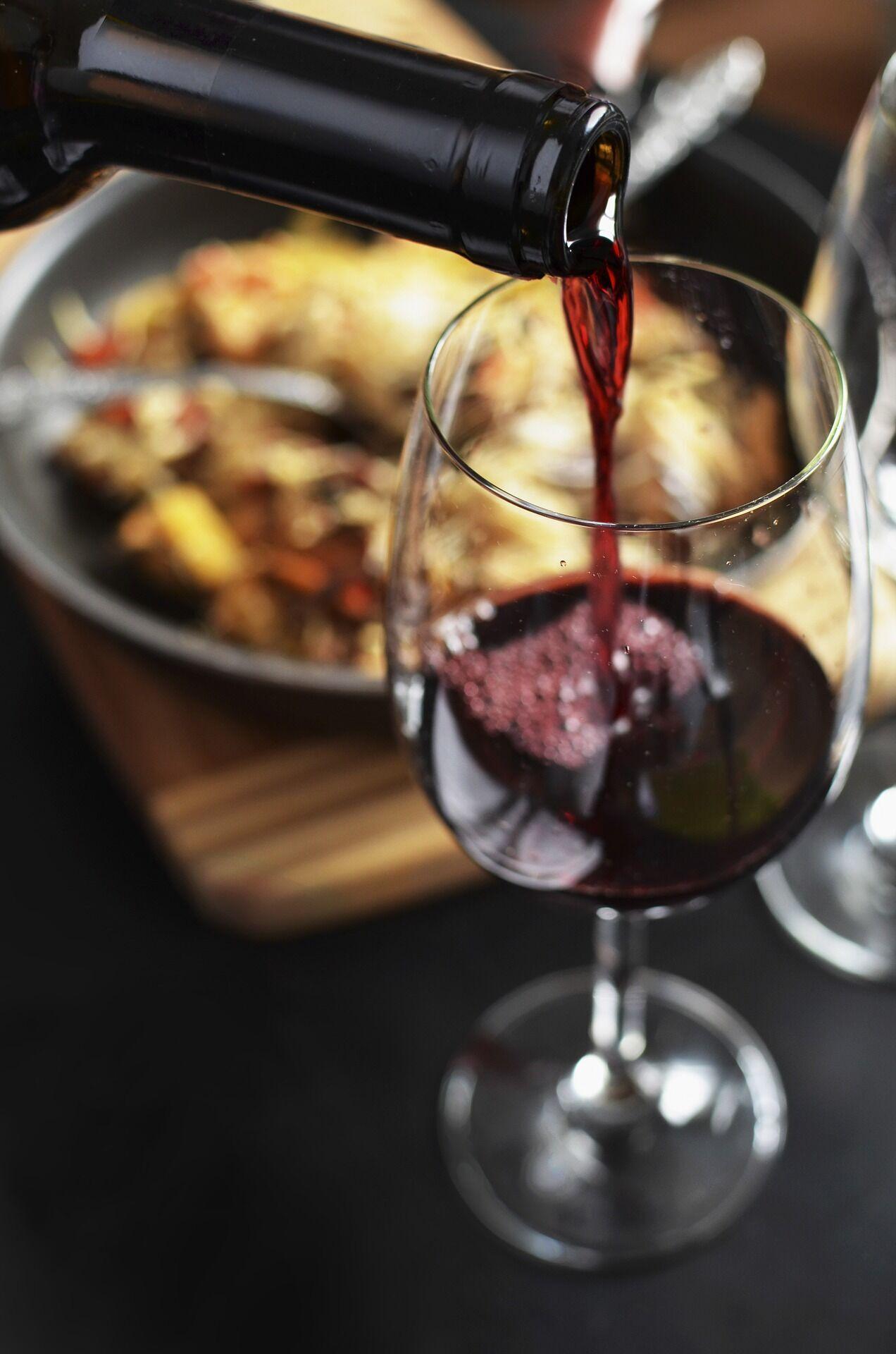 Який келих вибрати для червоного вина