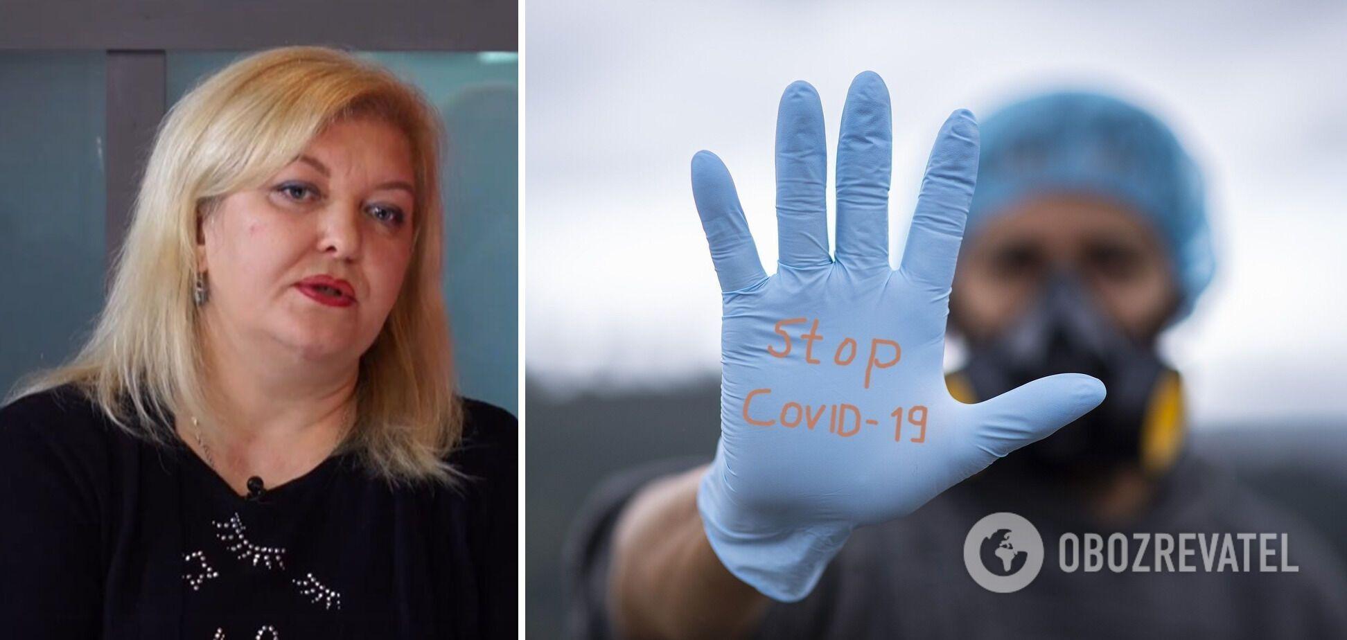 Сахневич не прогнозирует быстрого завершения пандемии COVID-19