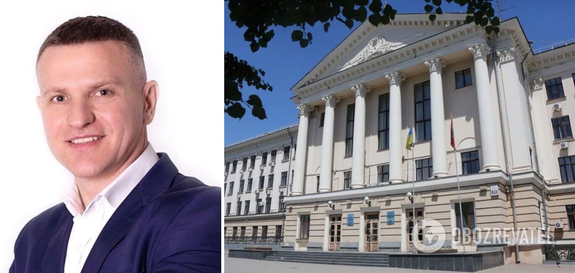 Анатолий Куртев будет исполнять обязанности мэра Запорожья