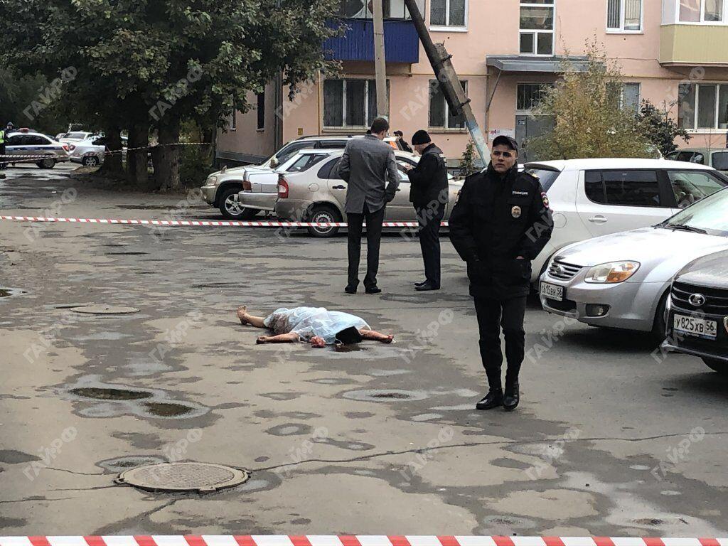 Третья погибшая была найдена во дворе