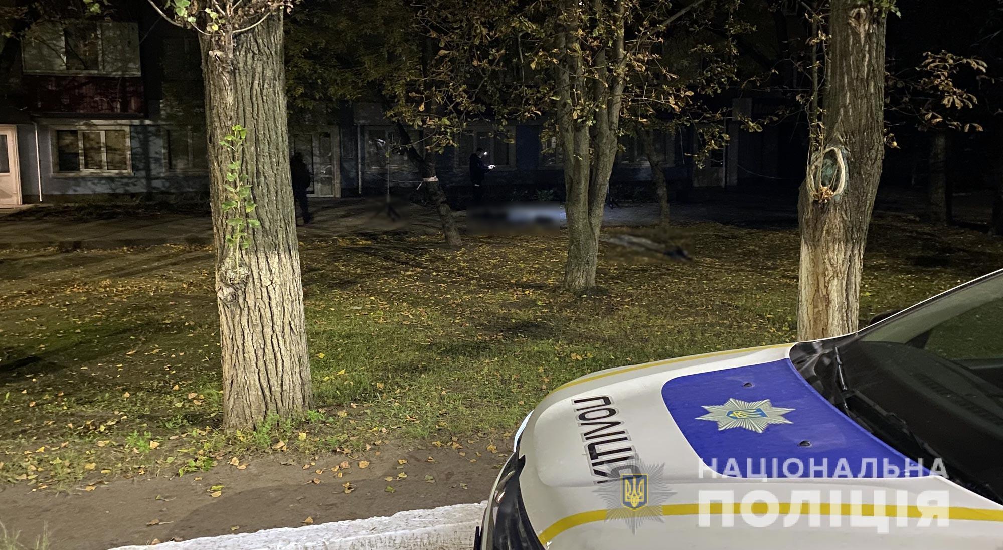 Напад стався на перехресті проспекту Лесі Українки та вулиці Тараса Бульби