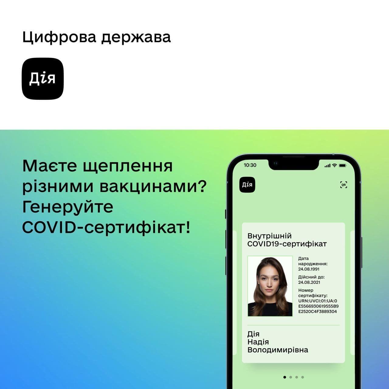 Telegram Дія