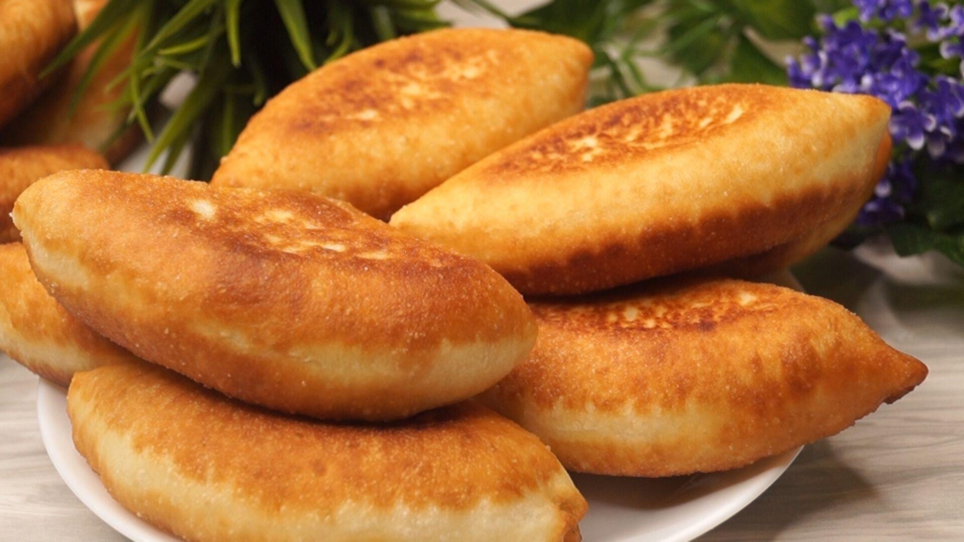 Пиріжки в СРСР були печеними або смаженими