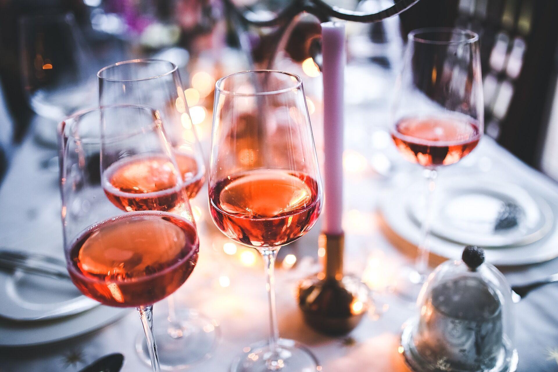 Смачне полуничне вино