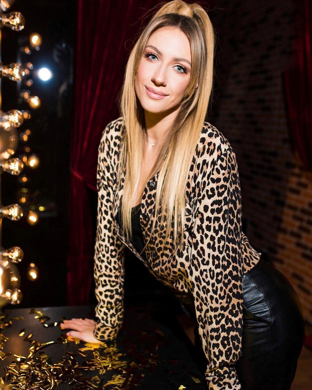 Леся Никитюк начала свою карьеру в 2011 году