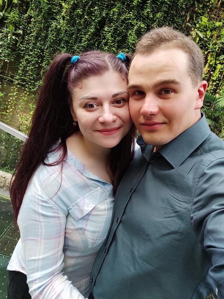 Сузанна и Дмитрий