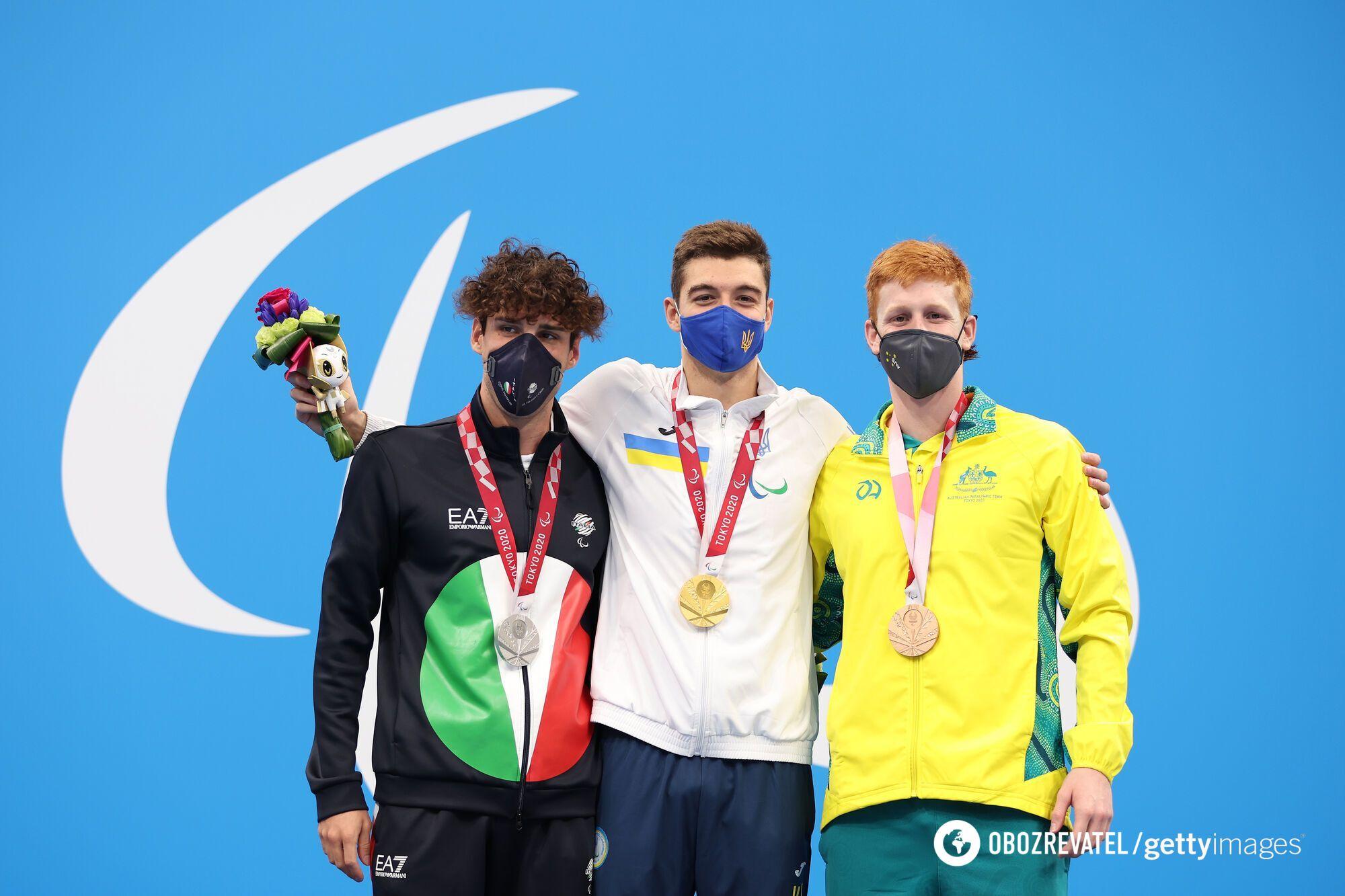 Крипак виграв особистий медальний залік