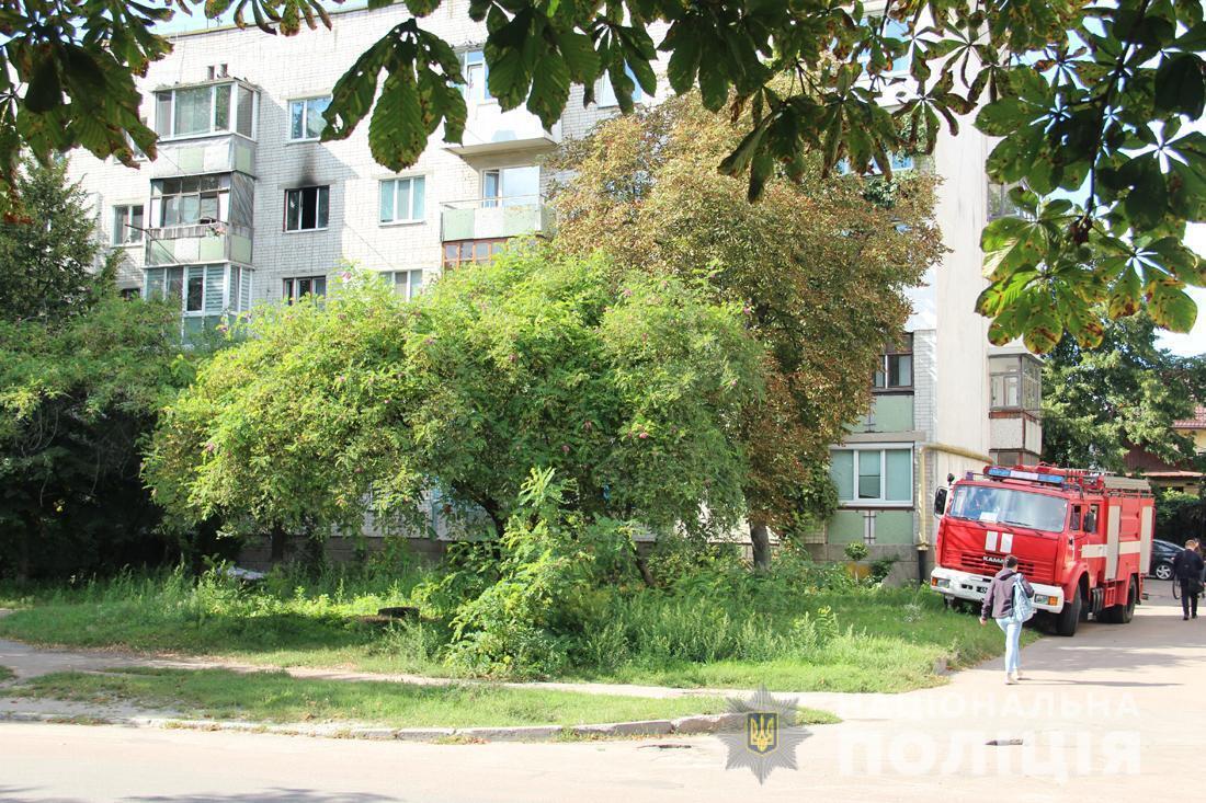Про виявлення тіл повідомили пожежники