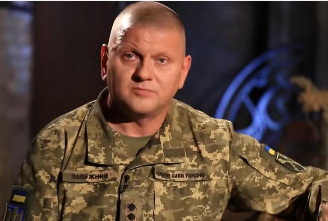 Валерій Залужний.