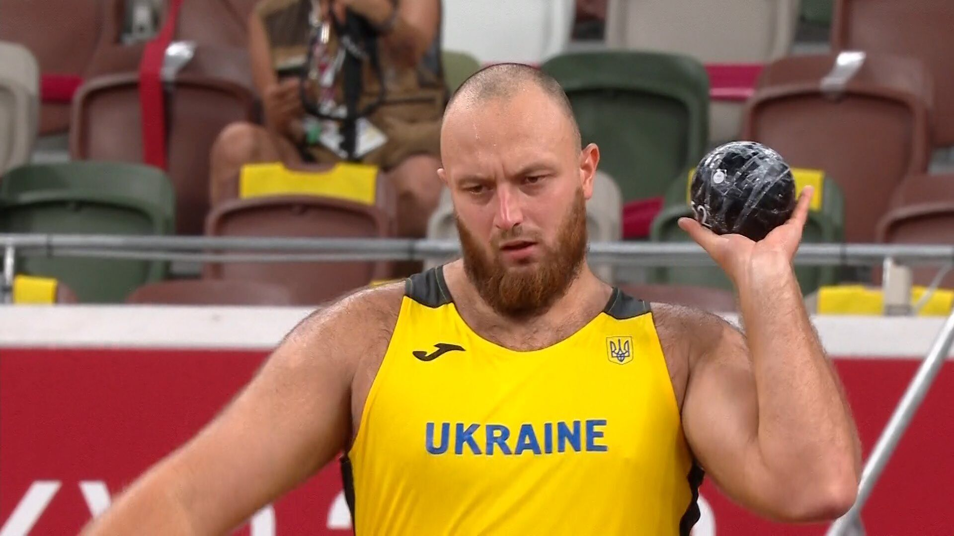 Максим Коваль уперше брав участь у Паралімпіаді.