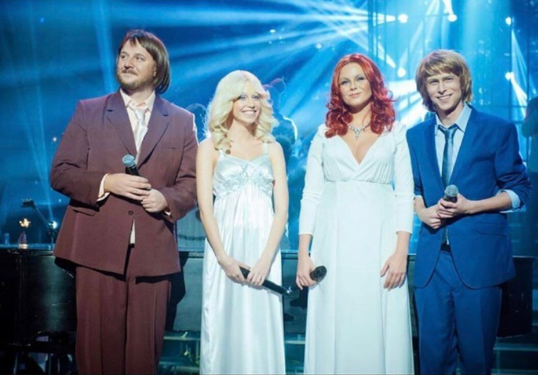 """Потап показал """"новый состав"""" группы ABBA"""