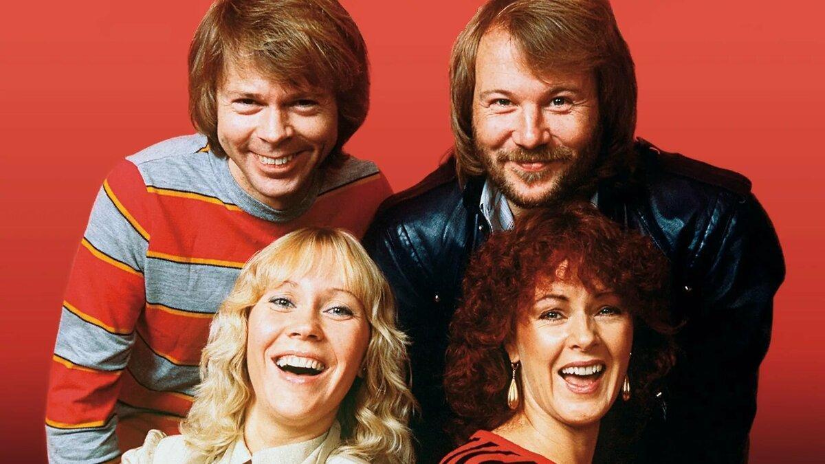 Группу ABBA создали в 1972 году