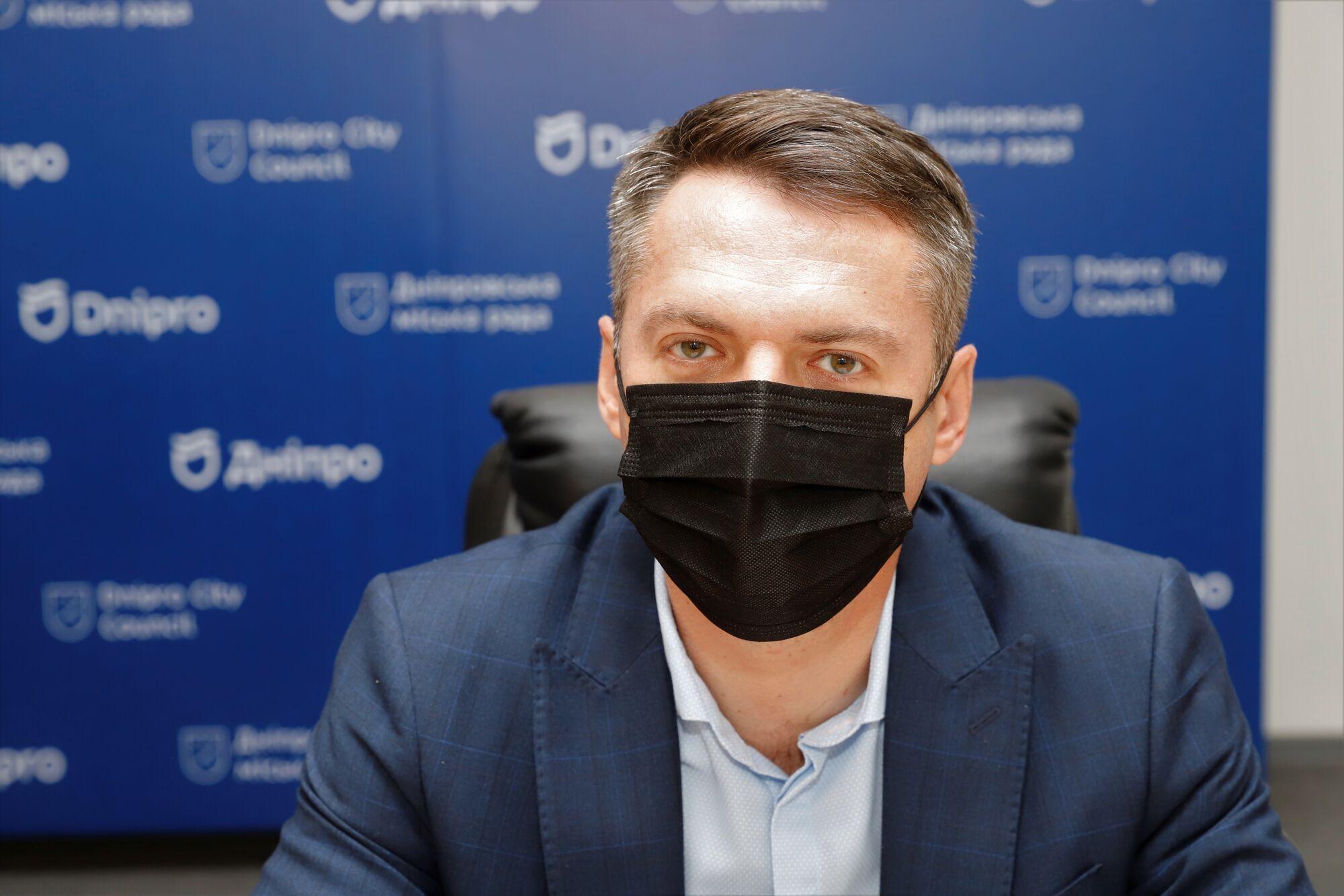 Начальник управления культуры департамента гуманитарной политики горсовета Евгений Хорошилов