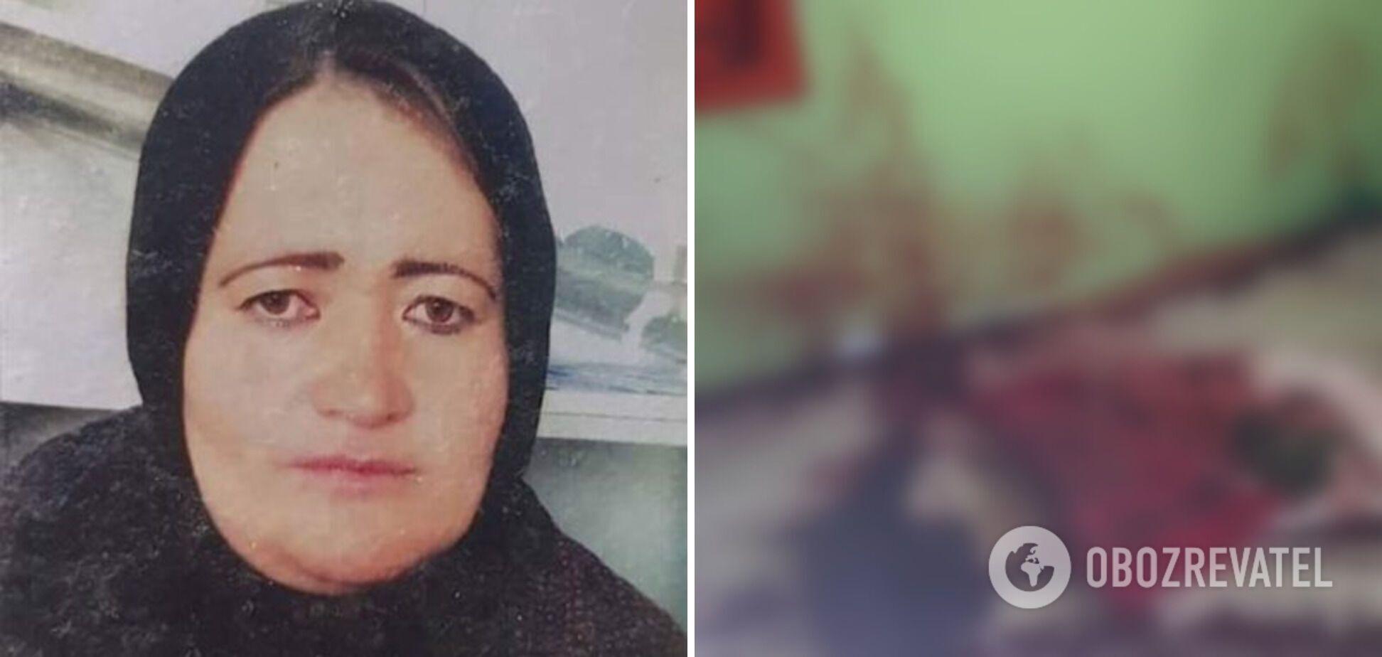 Боевики якобы убили женщину, которая была на восьмом месяце беременности