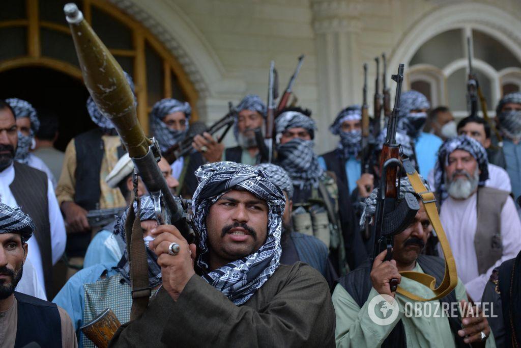 Талибы заявили о захвате Панджшера