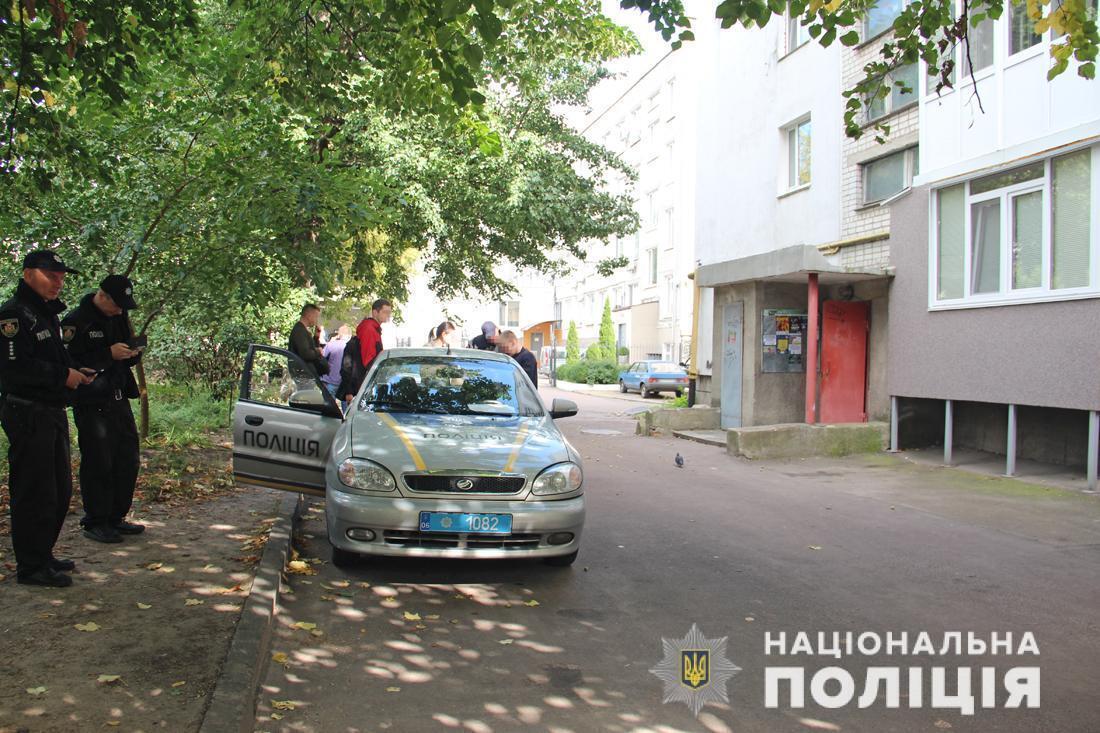 Зловмисника затримали на території Ружинської громади