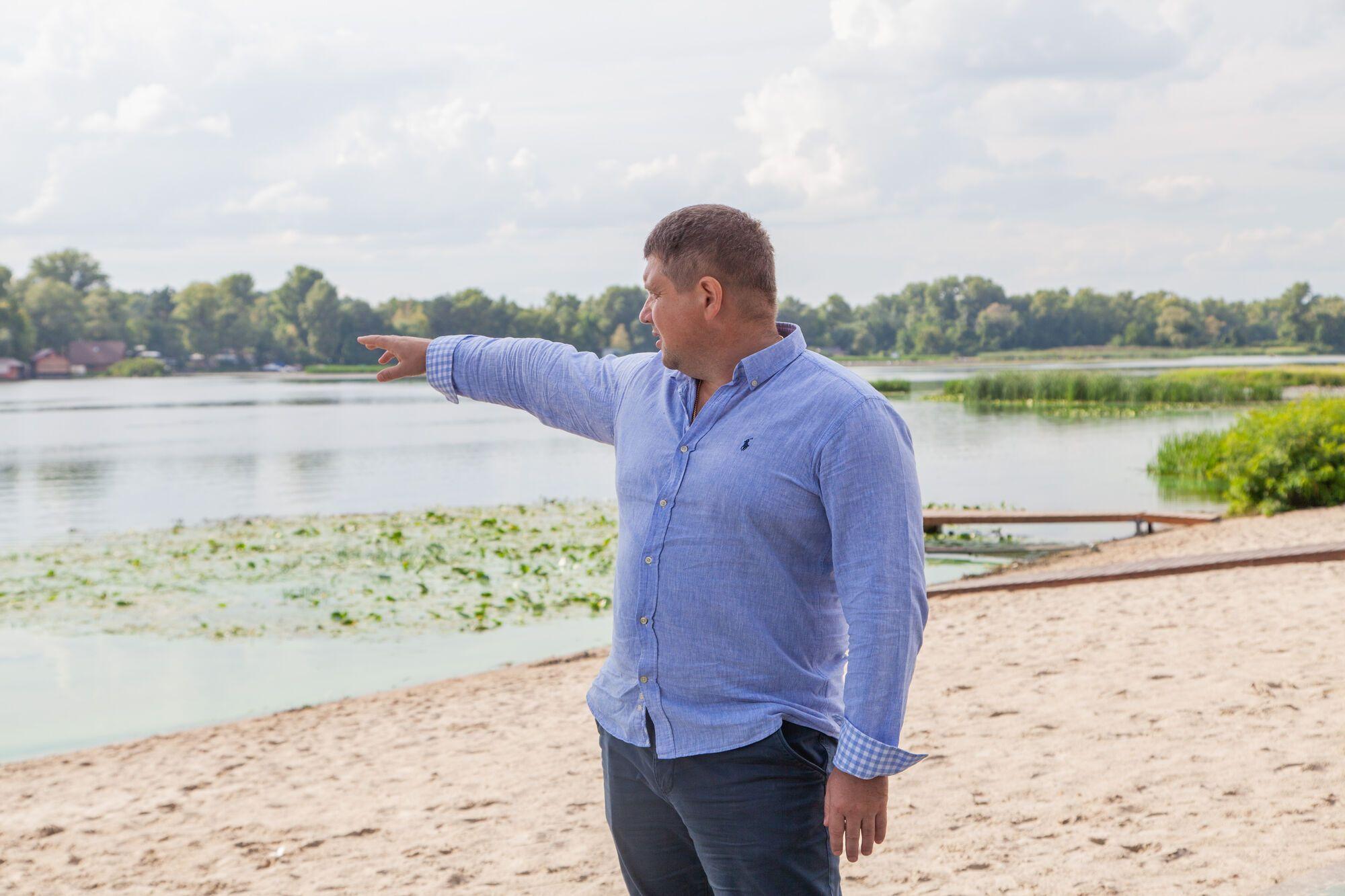 """Девелопер Александр Стельмащук заявил, что готов вложить 50 миллионов гривен в благоустройство """"Новой Слободки"""""""
