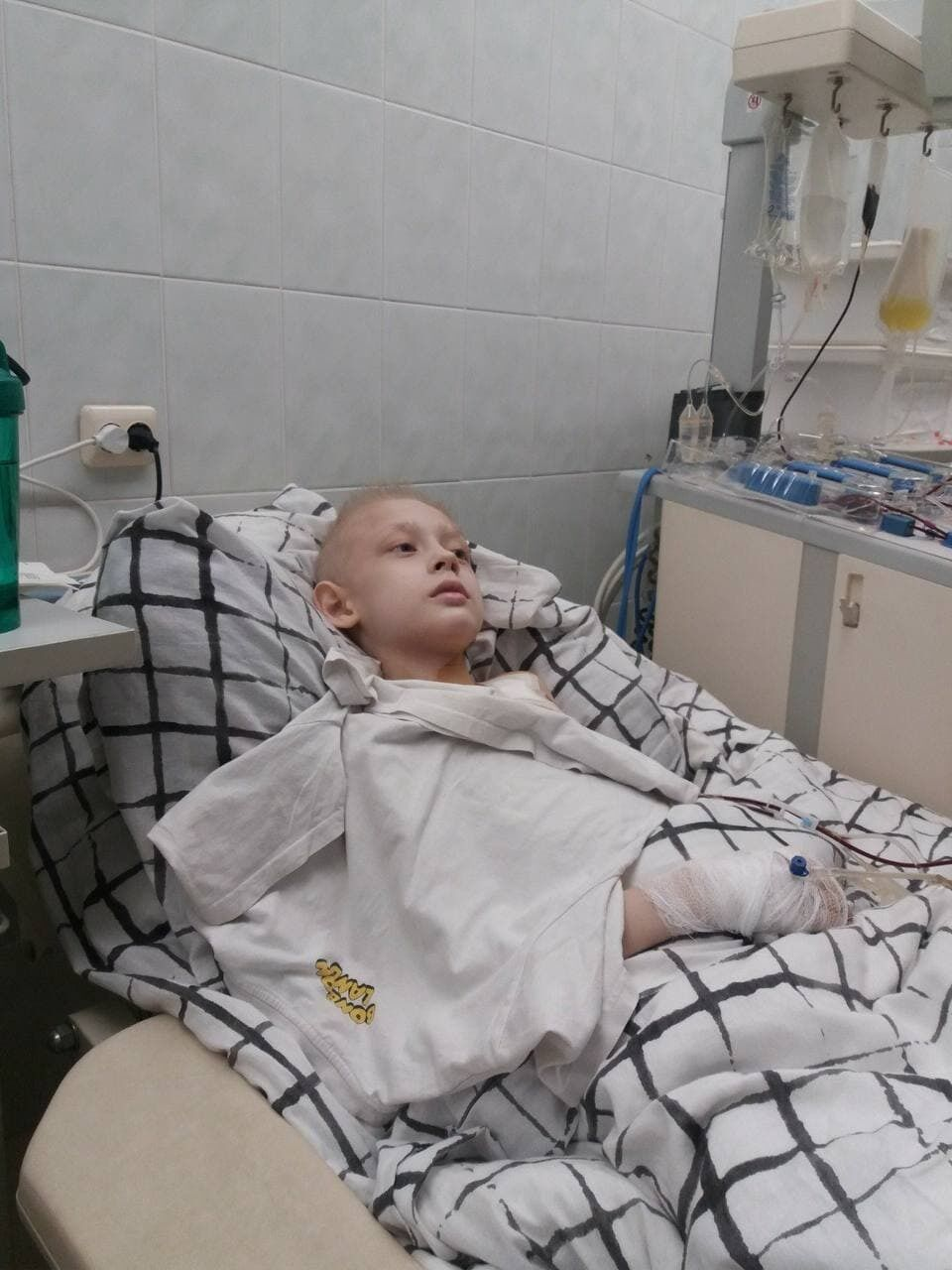 Медики в Ізраїлі погодилися провести операцію і чекають на Єгора