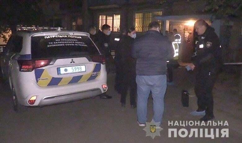 Инцидент произошел на улице Карбышева.
