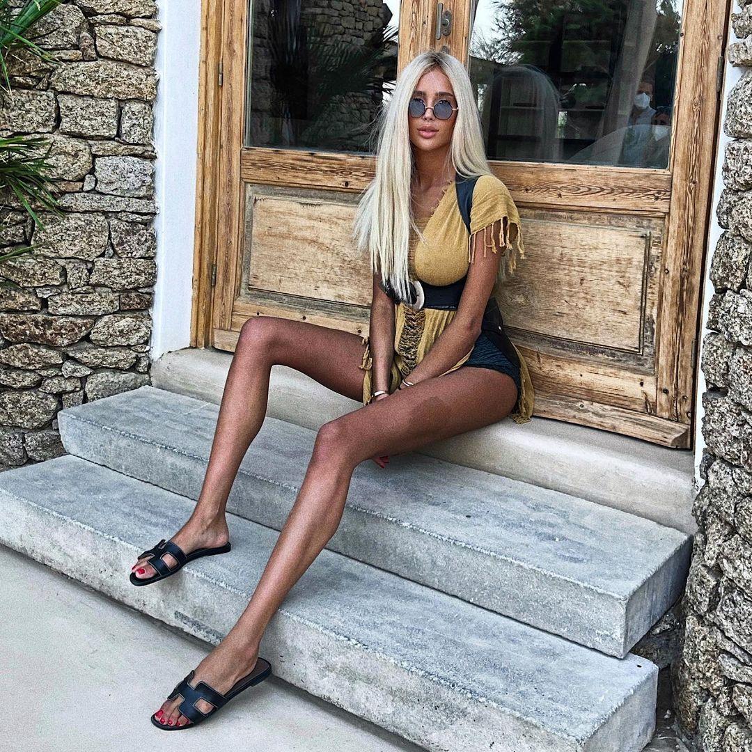 Возможная девушка Тимати – Саша Дони
