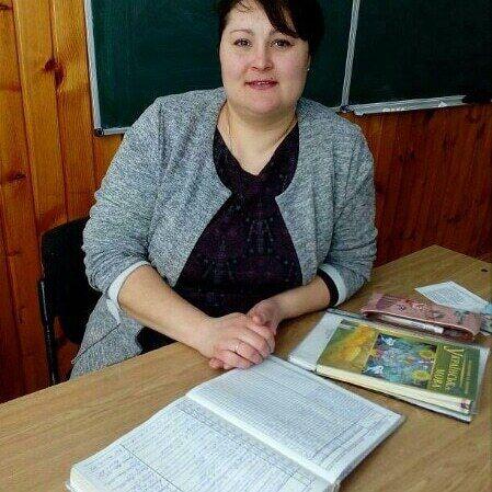 Анна преподавала в местной школе