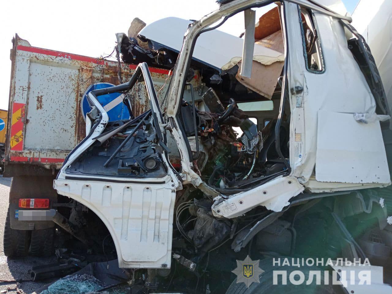 Аварія в Рівненській області