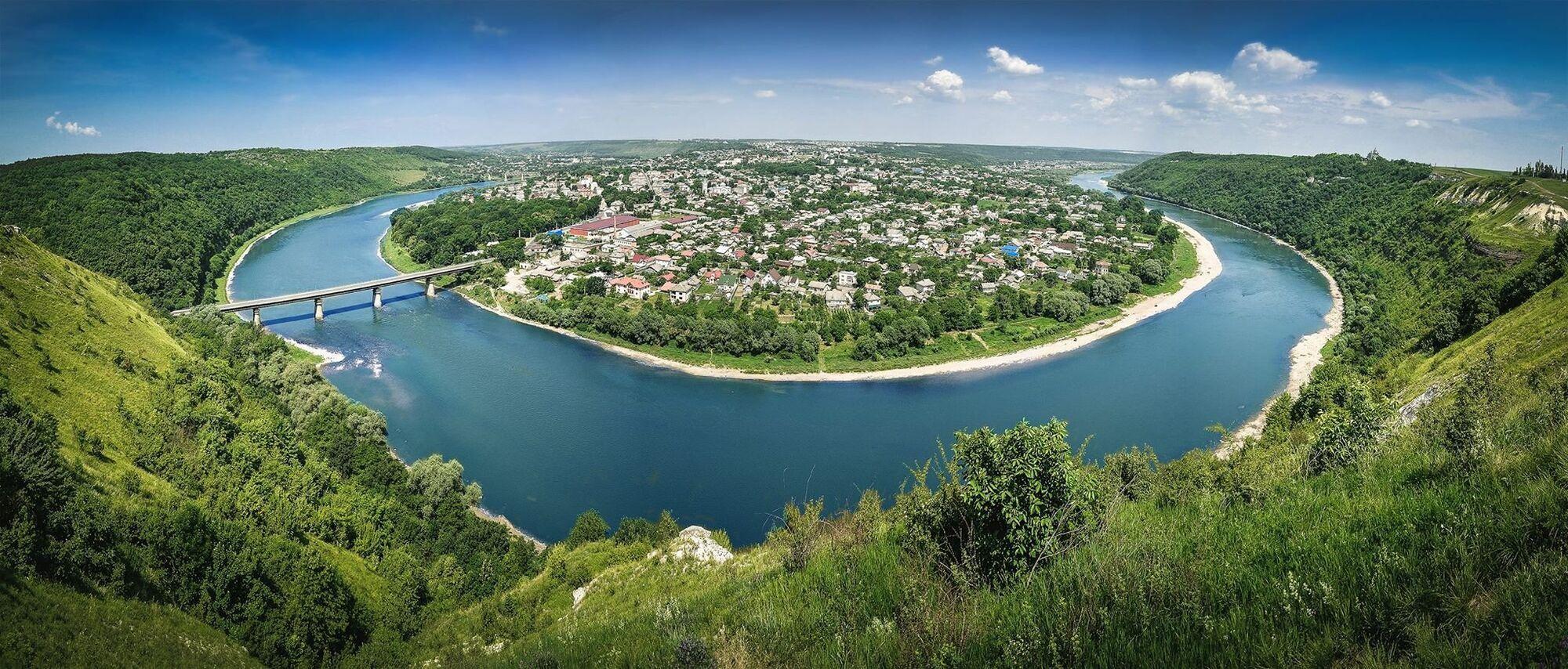 Місто-острів Заліщики в Тернополі