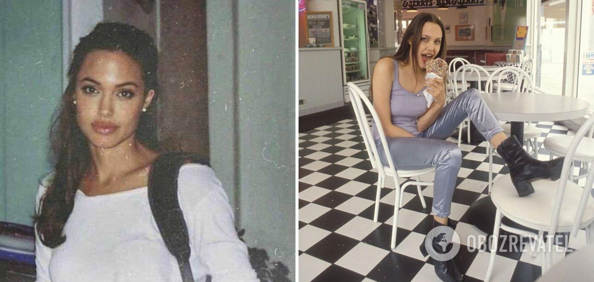 Анджеліна Джолі в 90-х знімалася в кіно