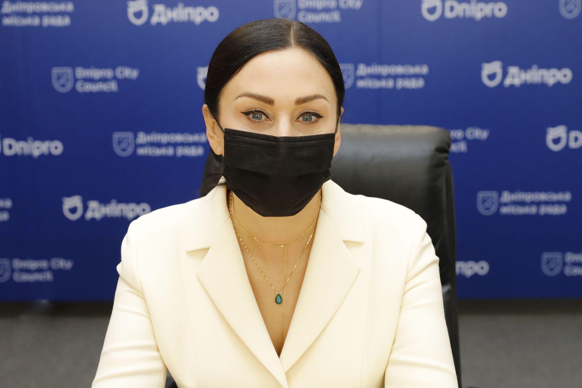 Основательница Dnipro Marathon, президент Федерации легкой атлетики Днепропетровской области и города Днепра Марина Филатова