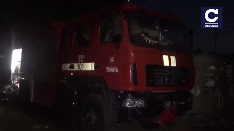 Машина пожежників