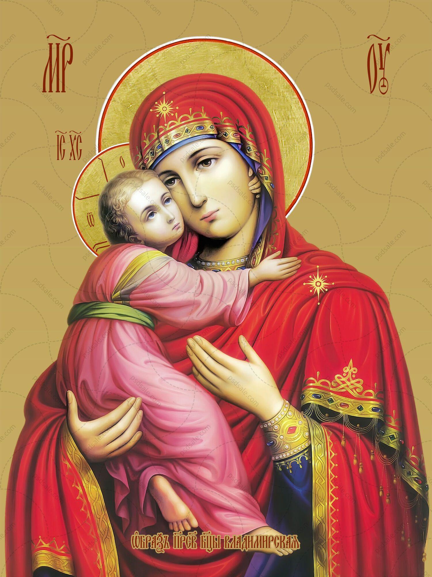 В 1131 году Владимирская икона Богородицы была привезена из Византии в Киевскую Русь