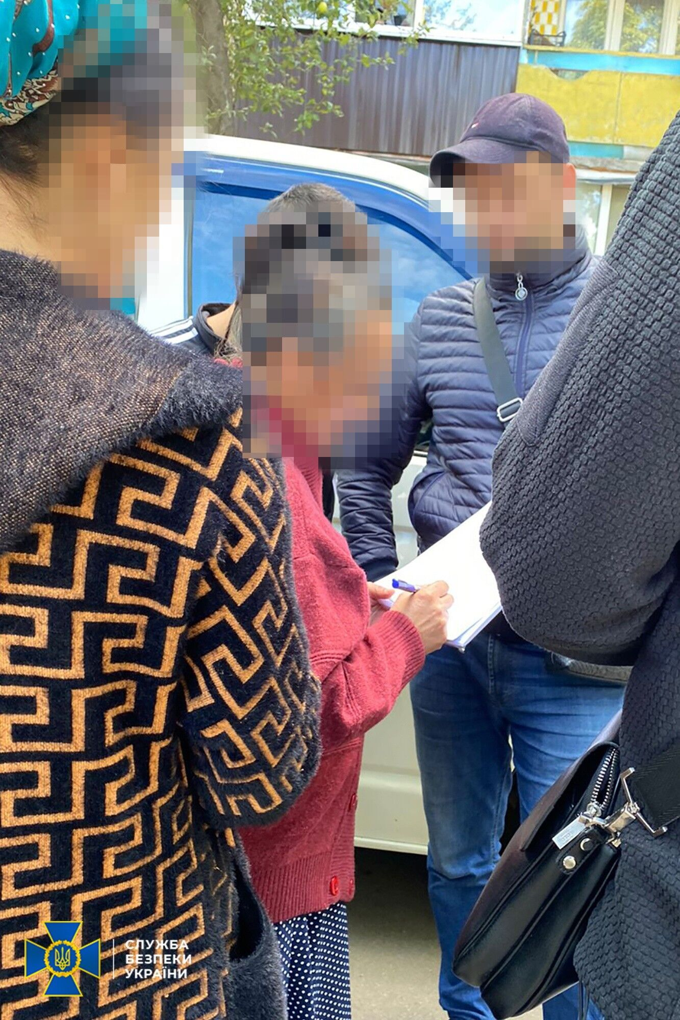 Канал наладили киевлянка и жительница ОРДО.