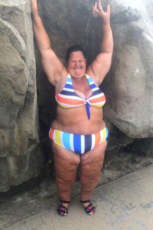 Британке удалось похудеть на 101 килограмм