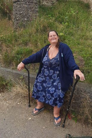 Кэтлин переживала из-за своей малоподвижности