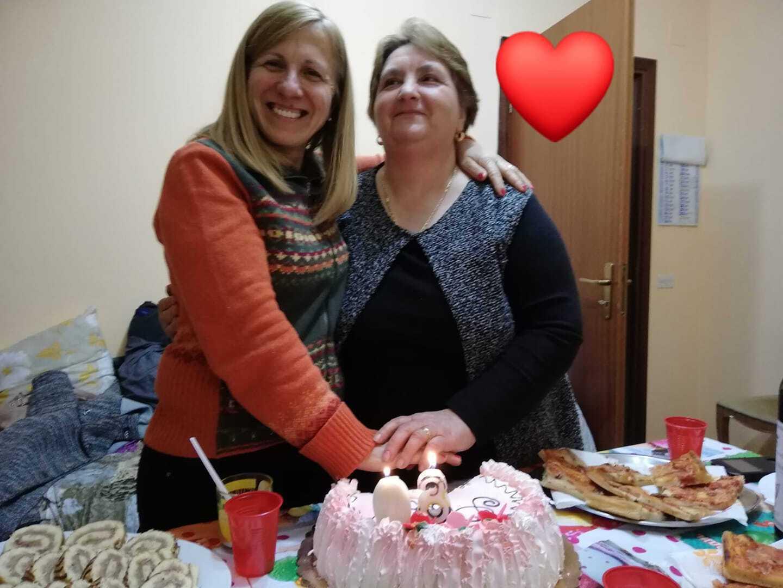 Анна работала в Италии почти 20 лет, у нее там осталось много друзей