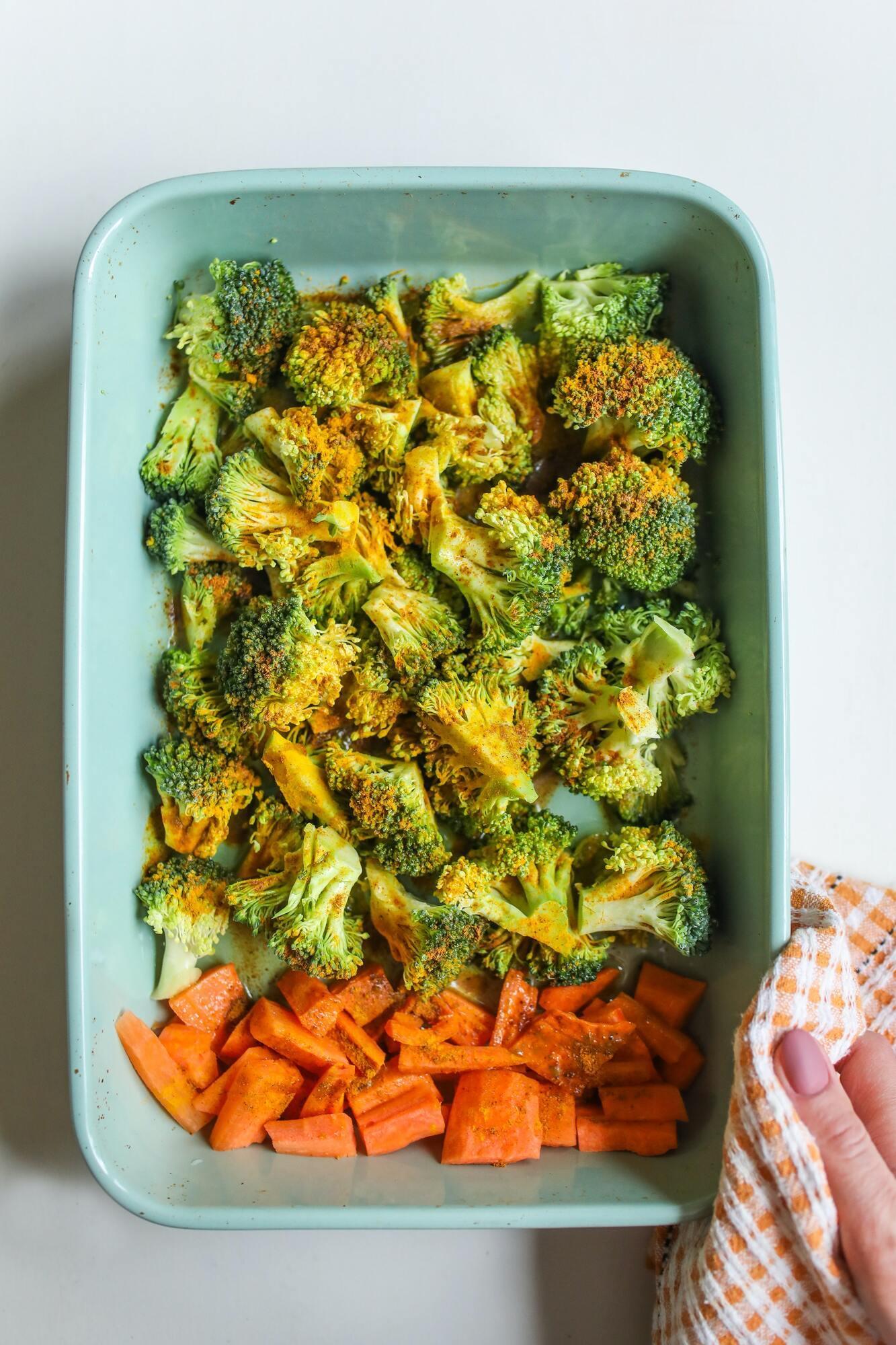 Как правильно готовить овощи, чтобы они были полезными