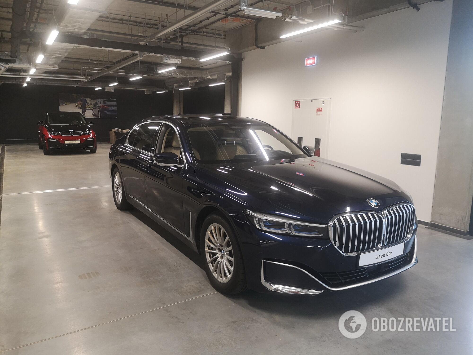 Все автомобили, предлагаемые по программе BMW Premium Selection, имеют полную сервисную историю