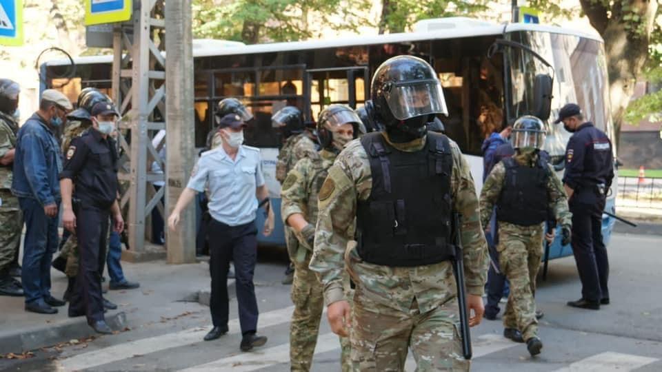 Новости Крымнаша. Крым стал полуостровом страха