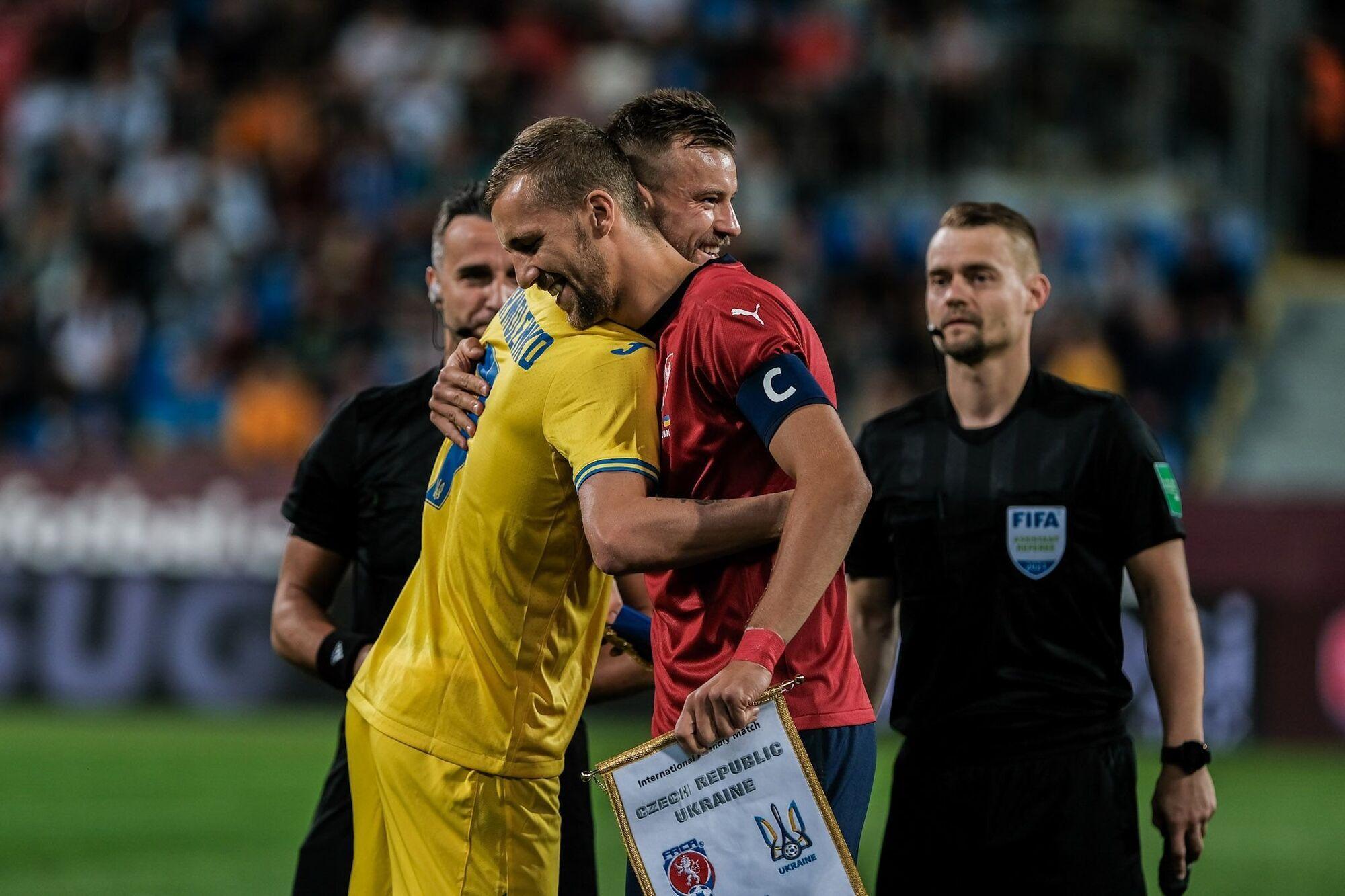 Ярмоленко і Соучек