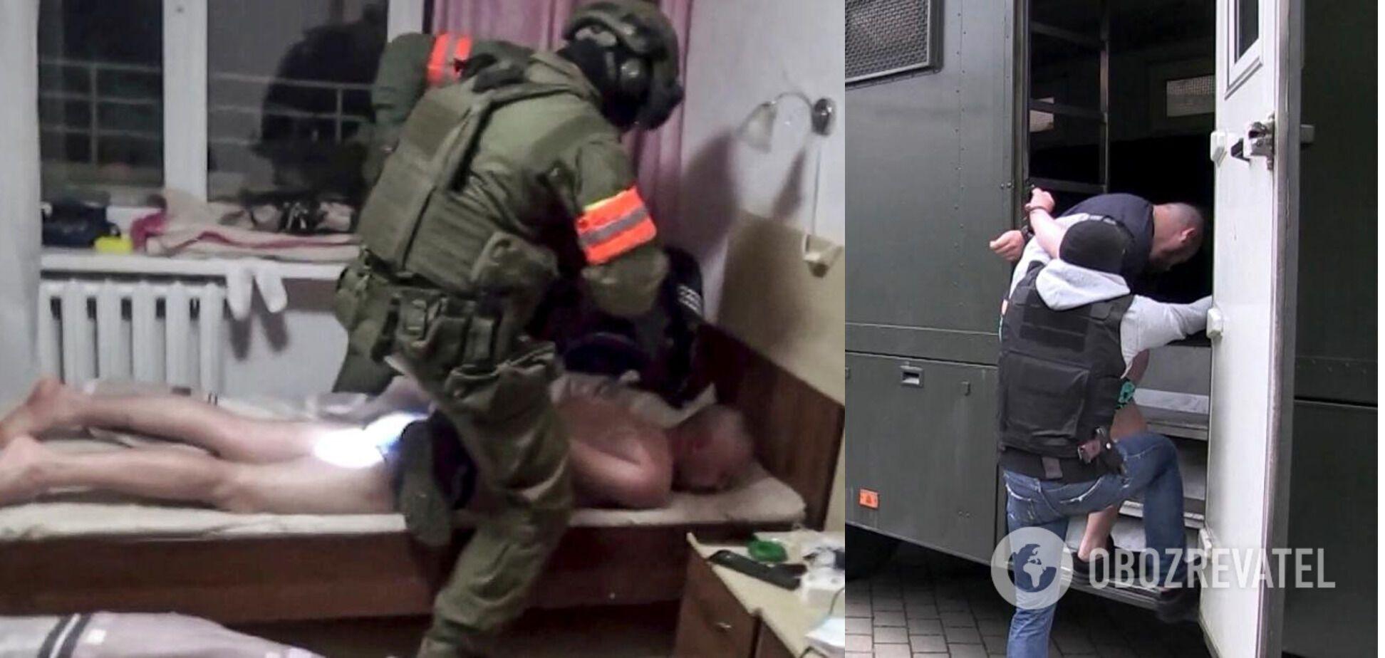 Задержание в Минске 33 членов ЧВК Вагнера