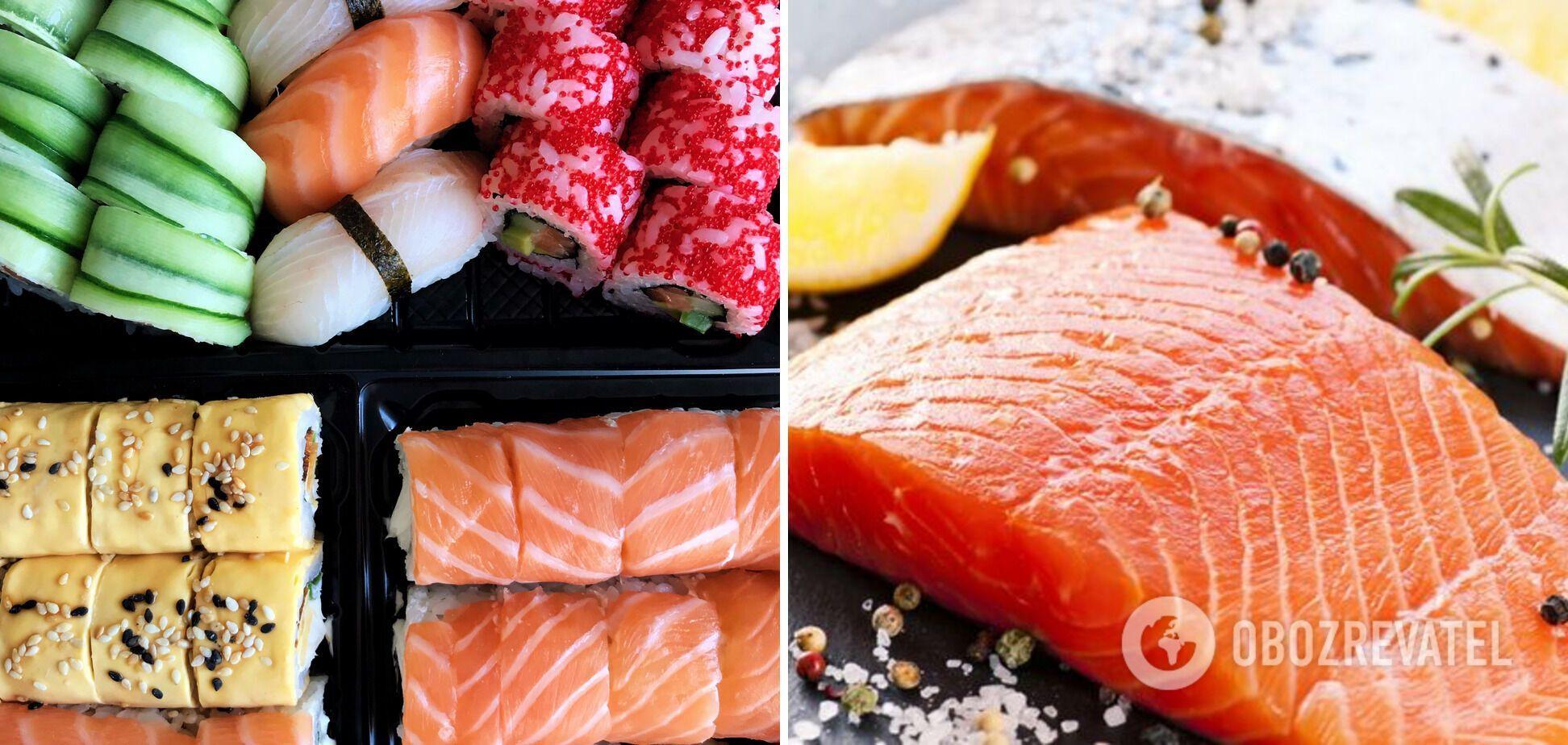 Суши можно есть несколько раз в неделю