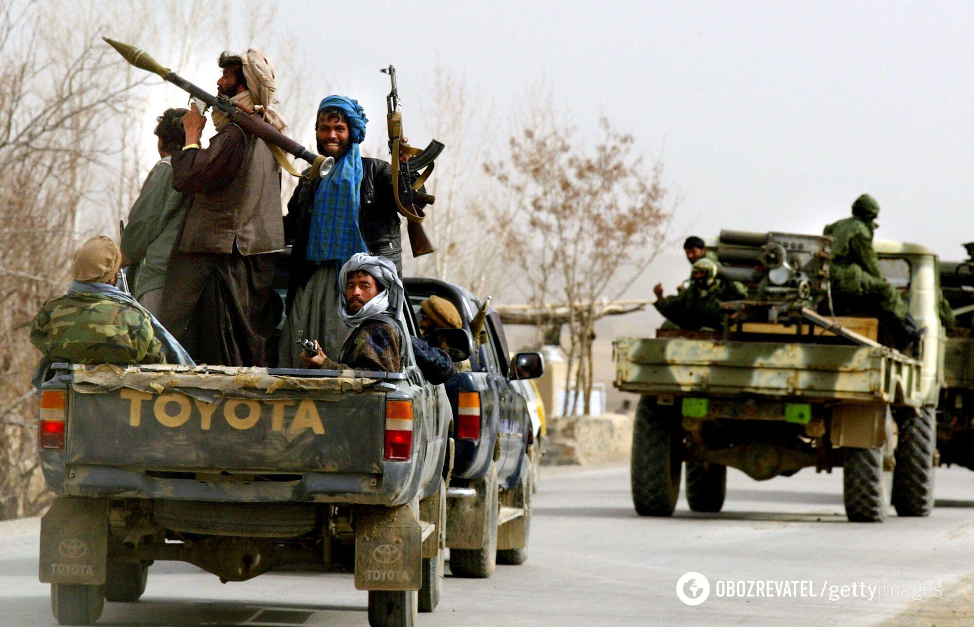Талибы захватили Афганистан