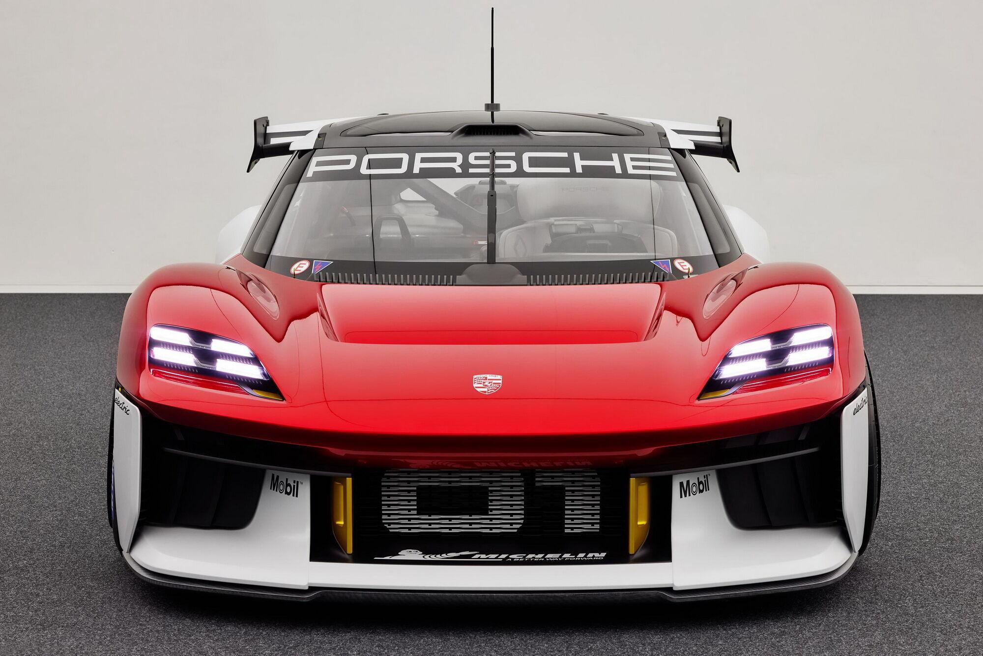 Porsche Mission R станет своеобразной тестовой лабораторией на колесах