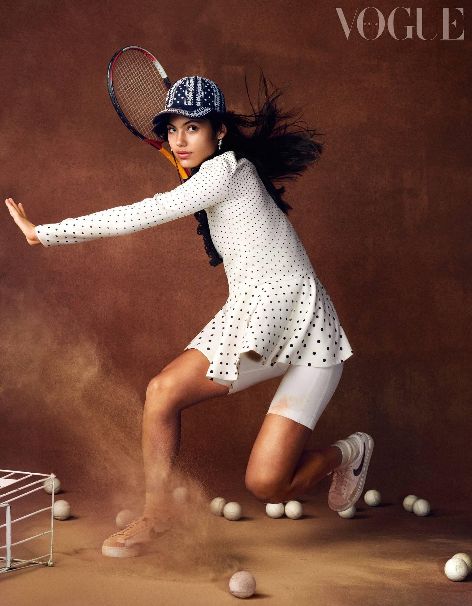 Эмма Радукану вышла в четвертьфинал US Open