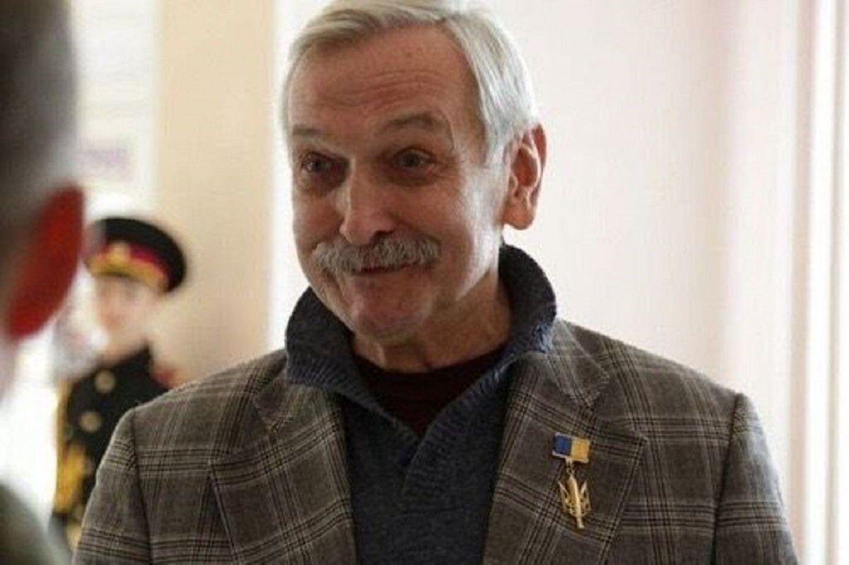 Як виглядає український актор Володимир Талашко