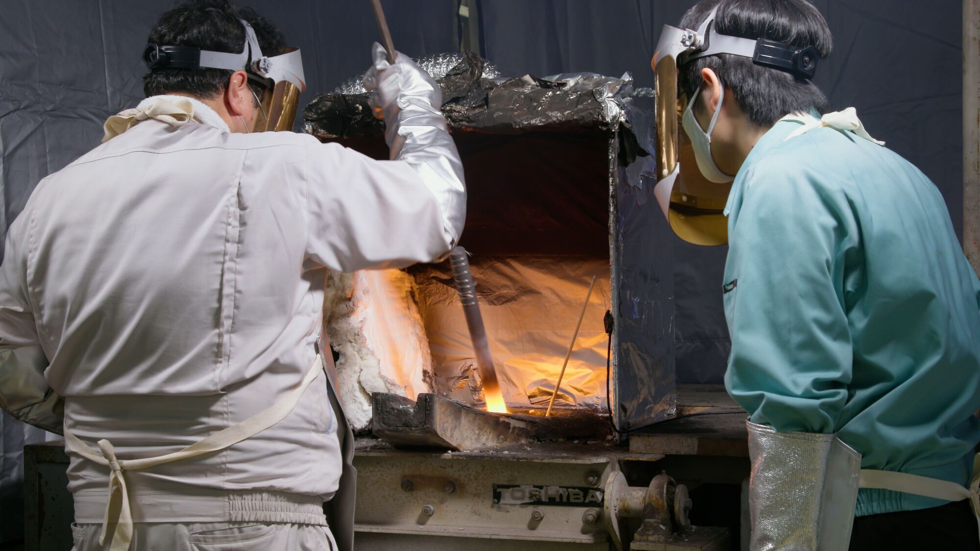 С 2017 года Nissan сотрудничает с Университетом Васэда, который имеет большой опыт исследований в области переработки и плавки цветных металлов