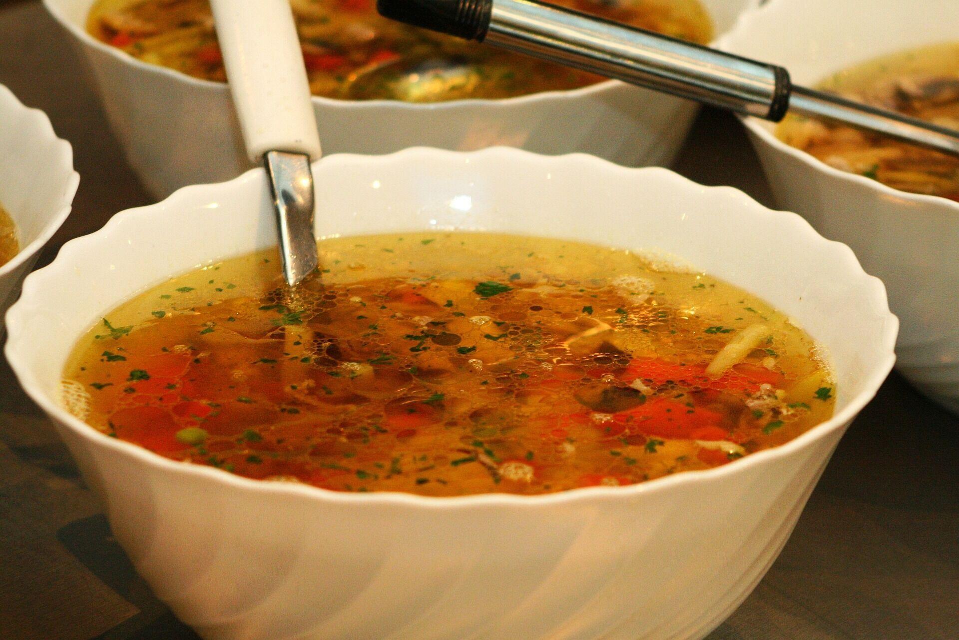 Скільки варити суп