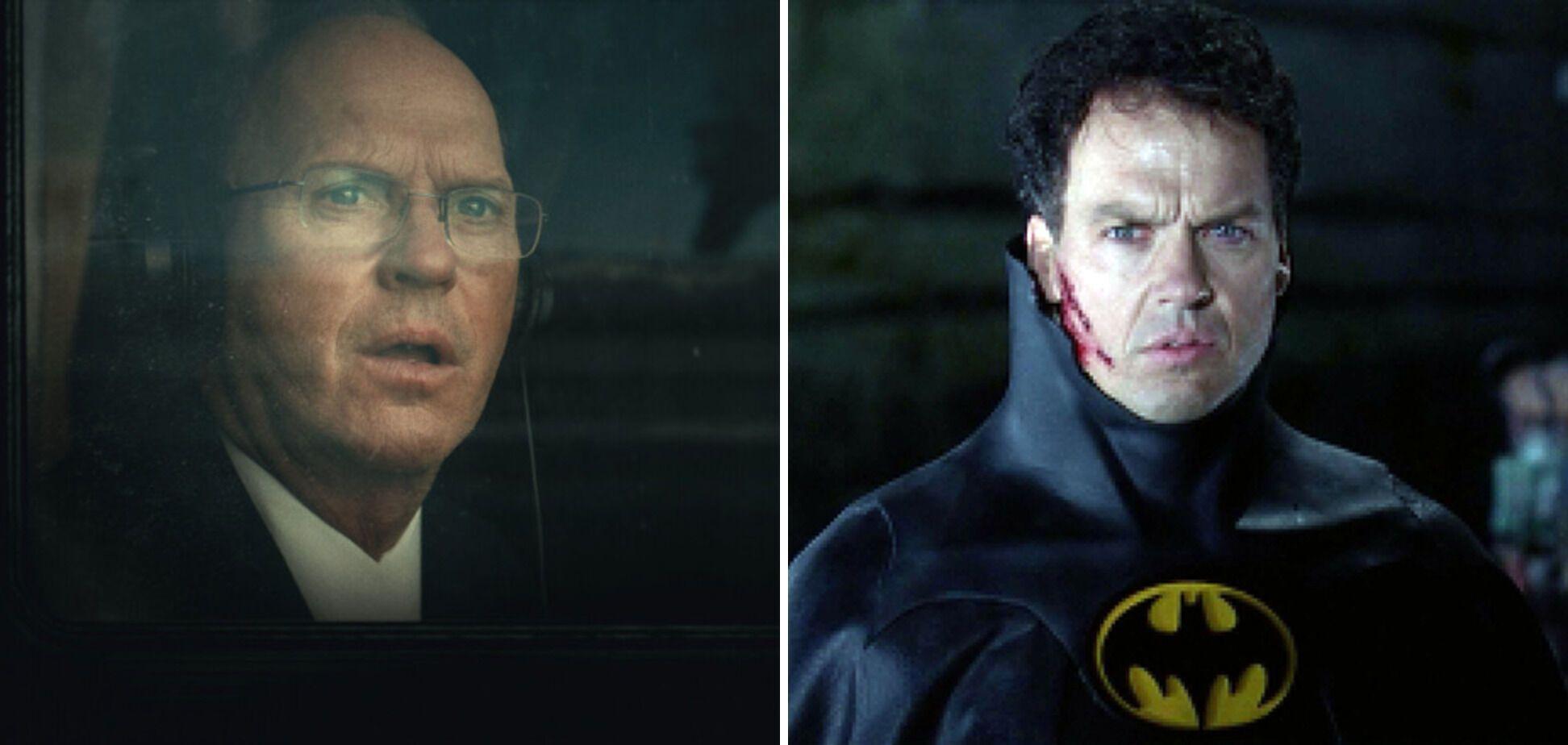 На днях, 5 сентября, Майкл Китон отметил 70-летие. В новой картине он абсолютно не похож на своего супергероя Бэтмена.
